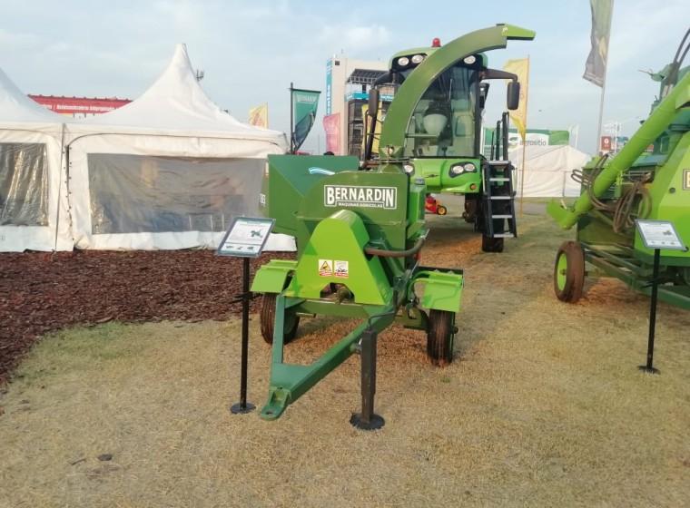 Trituradora de Ramas Bernardin 0km Transportable, año 0