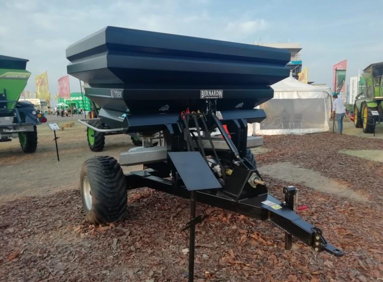 Fertilizadora Bernardin 0km VORTEX 3000lts, año 0