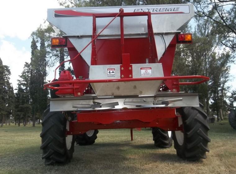 Fertilizadora Syra 10000 LTS Extreme, año 2020