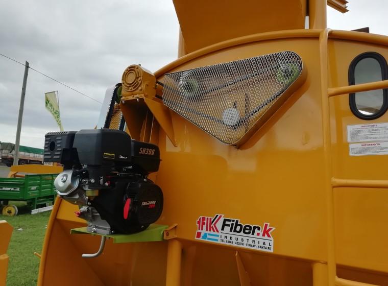 Embolsadora Fiberk 0km 9000 sin tractor, año 0