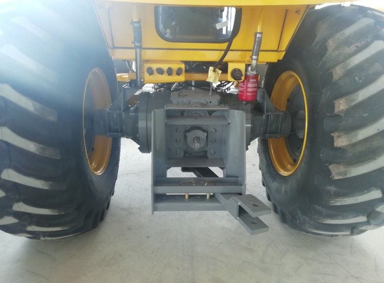 Tractor Pauny 0km 250A Evo, año 0