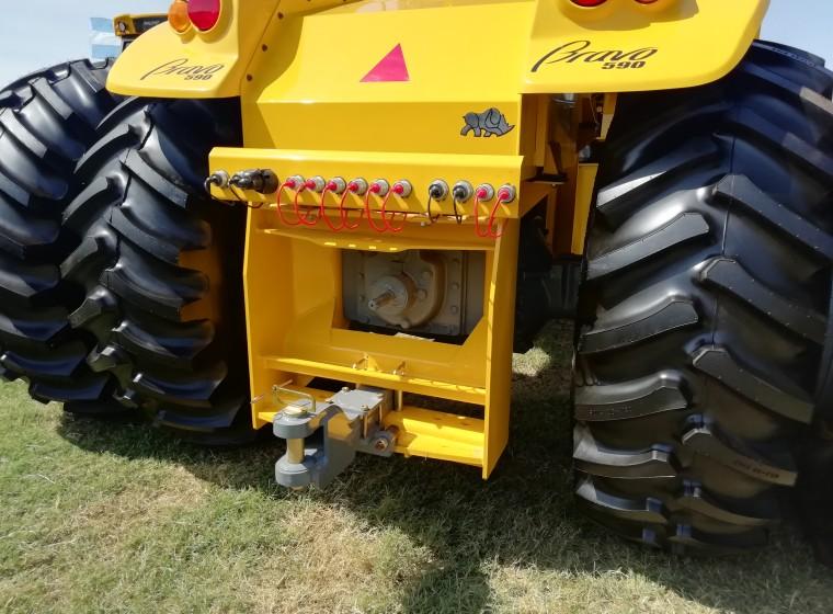 Tractor Pauny 0km Bravo 590, año 2020