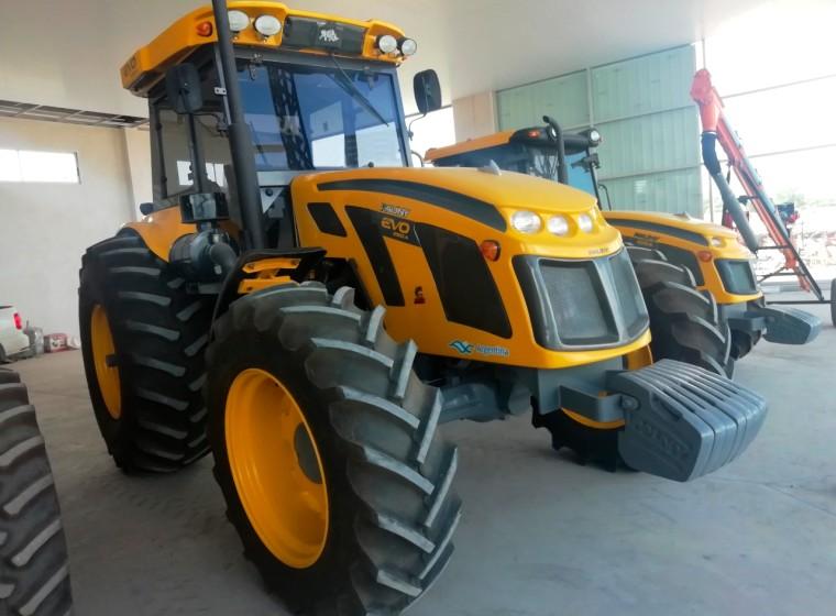 Tractor Pauny 0km 280A Evo, año 0