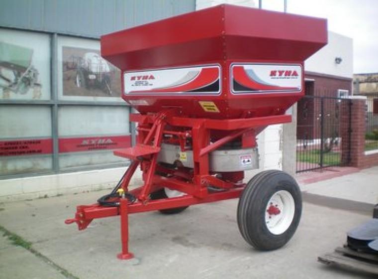 Fertilizadora Syra 0km 2000 LTS, año 2020