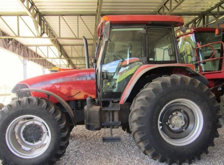 Tractor Case IH MXM 150, año 2005