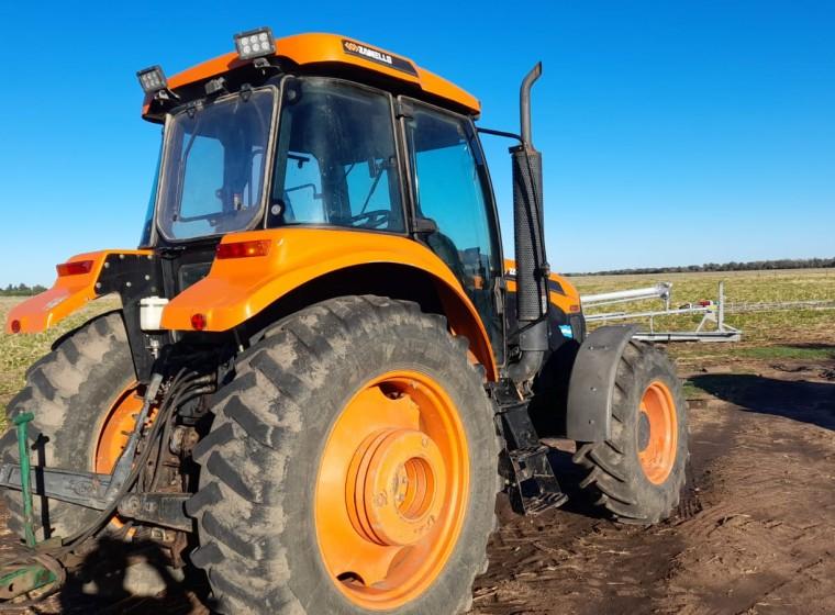 Tractor Zanello 4120, año 2018